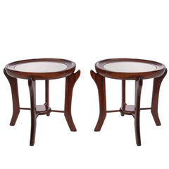 'Maracanã' Side Tables Attributed to Giuseppe Scapinelli