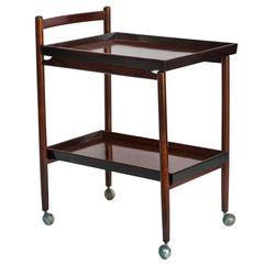 Sergio Rodrigues Bar Cart