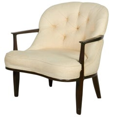 Edward Wormley 'Janus' Armchair for Dunbar