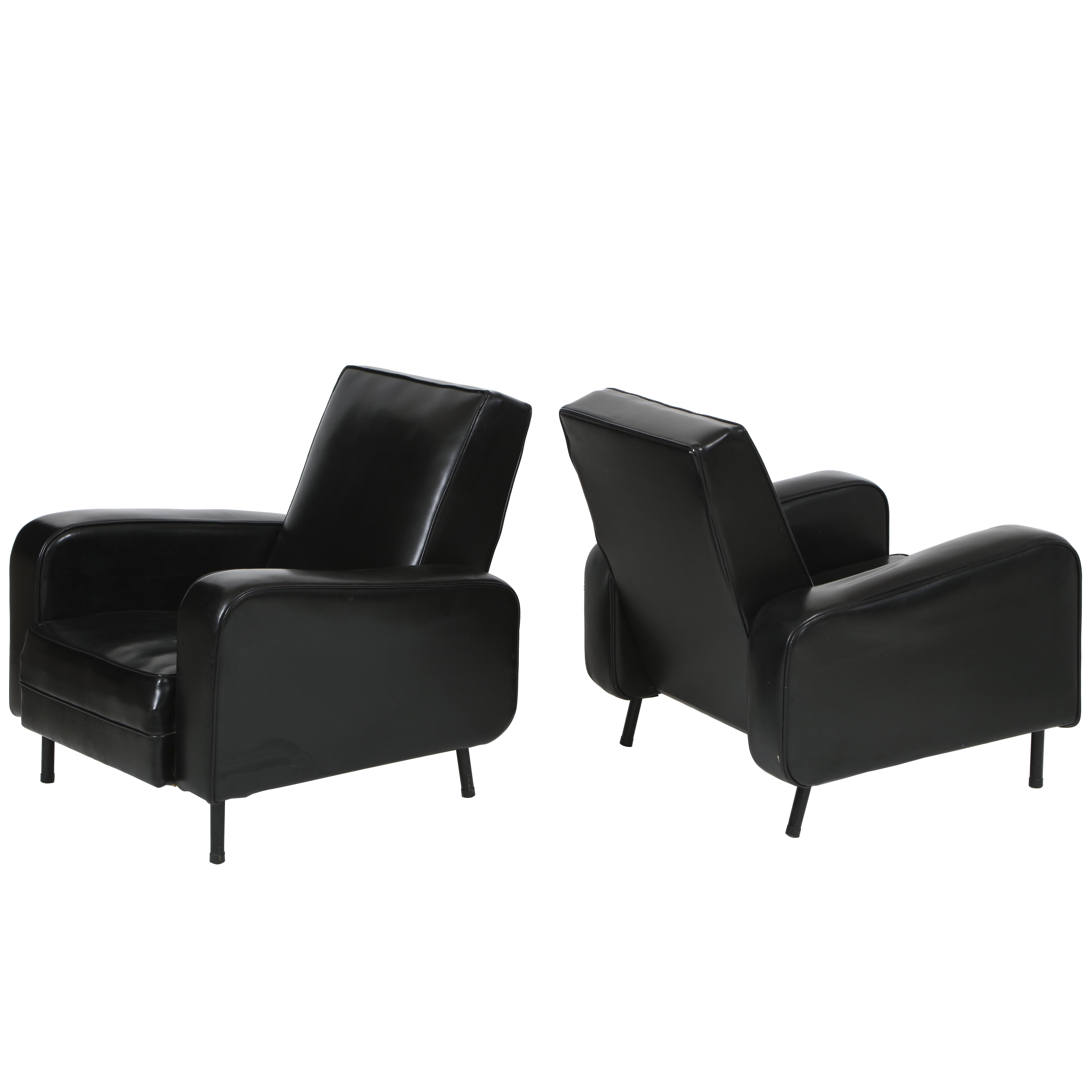 sweden auctions ari leather a norell chairs pair arne bukowskis grey lounge fullsize of chair en