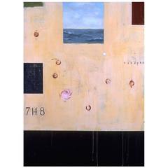 Abstract Painting by Kazaan Viveiros