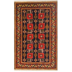 Antique Rugs, Karabagh Antique Oriental Rugs, Caucasian Carpet