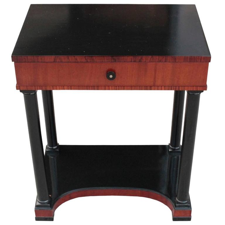 Small Swedish Art Deco Period Side Table