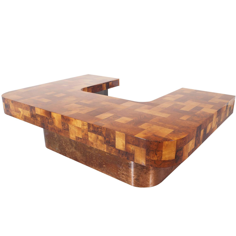 Custom executive desks - Custom Executive Desks 5