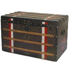 Louis Vuitton Damier Courier Trunk