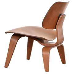 Eames LCW Ash Lounge Chair for Herman Miller