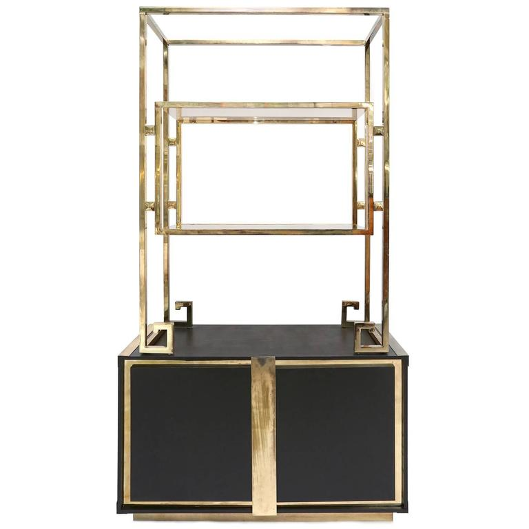 romeo rega tag re cabinet at 1stdibs. Black Bedroom Furniture Sets. Home Design Ideas