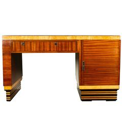 European Art Deco Desk
