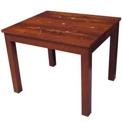Modernist Rectangular Side Table