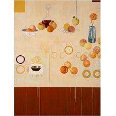 Cornucopia Painting by Kazaan Viveiros