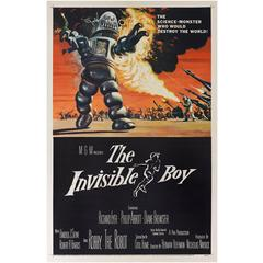Invisible Boy, US Movie Poster