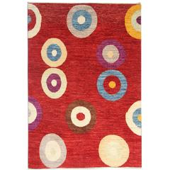 Fine Contemporary Rugs, Modern Carpet, Designer Rugs from Afghanistan