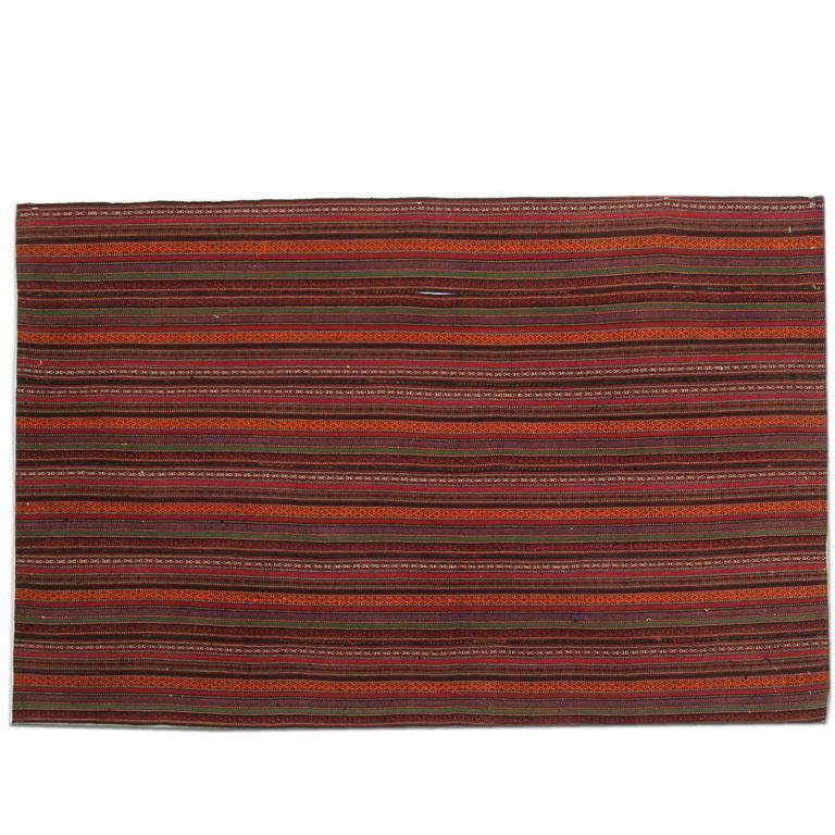Antique Persian Rugs, Jajim Kilim Rugs