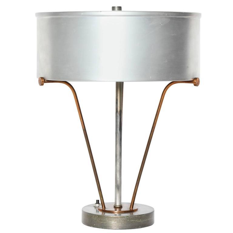 Kurt Versen Table Lamp