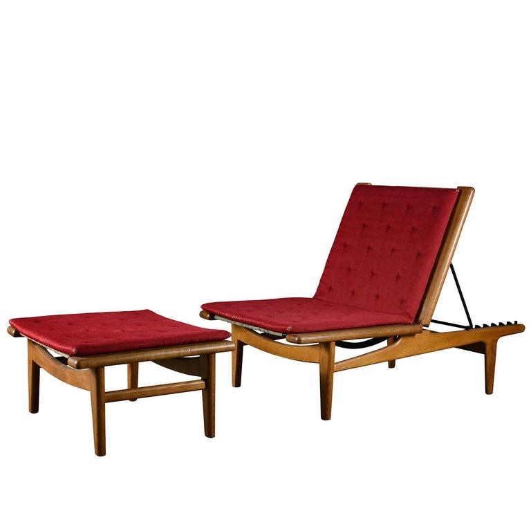 Hans Wegner GE01 daybed, 1950-1959. Offered by JF Chen