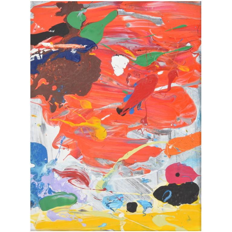 John Seery Abstract Painting