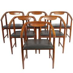 Set of Six Dining Chairs by Kipp Stewart and Stewart McDougal
