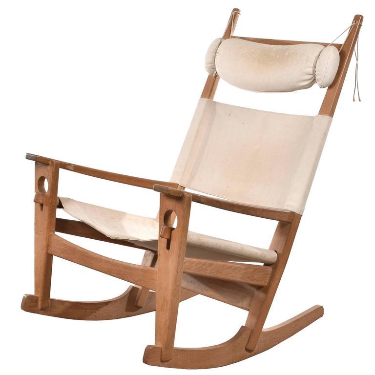 Hans Wegner GE673 Lounge Chair for GETAMA, Denmark