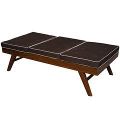 Pierre Jeanneret Single Bed