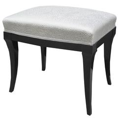 Art Deco Stool
