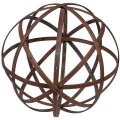 Steel Sphere, Small