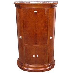 Fine Art Deco Bar Cabinet