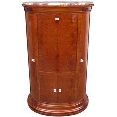 Fine Art Deco Bar Cabinet