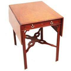 Antique 18th Century Mahogany Supper Table