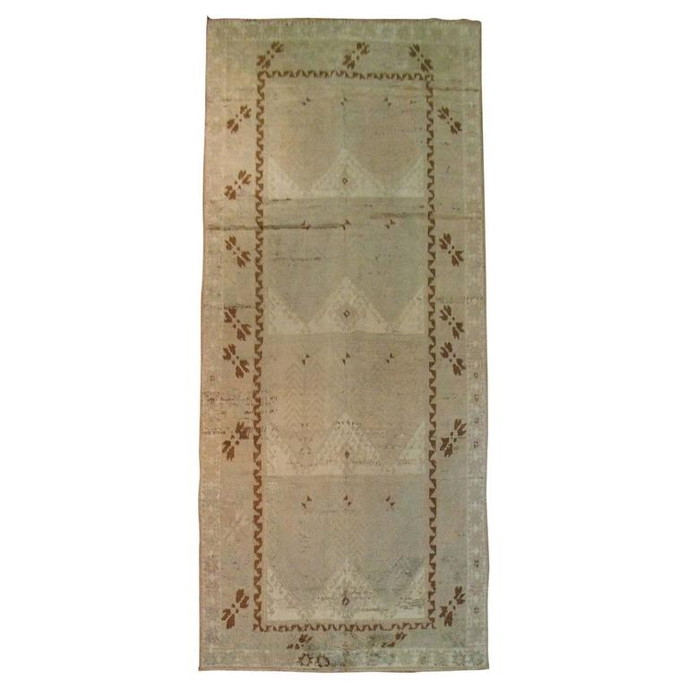 Vintage Moroccan Gallery Runner For Sale At 1stdibs