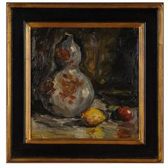 Still-Life Painting by Merton Clivette