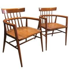 Paul McCobb Maple Armchairs for Winchendon