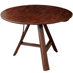 19th Century Dutch Tilt-Top Table