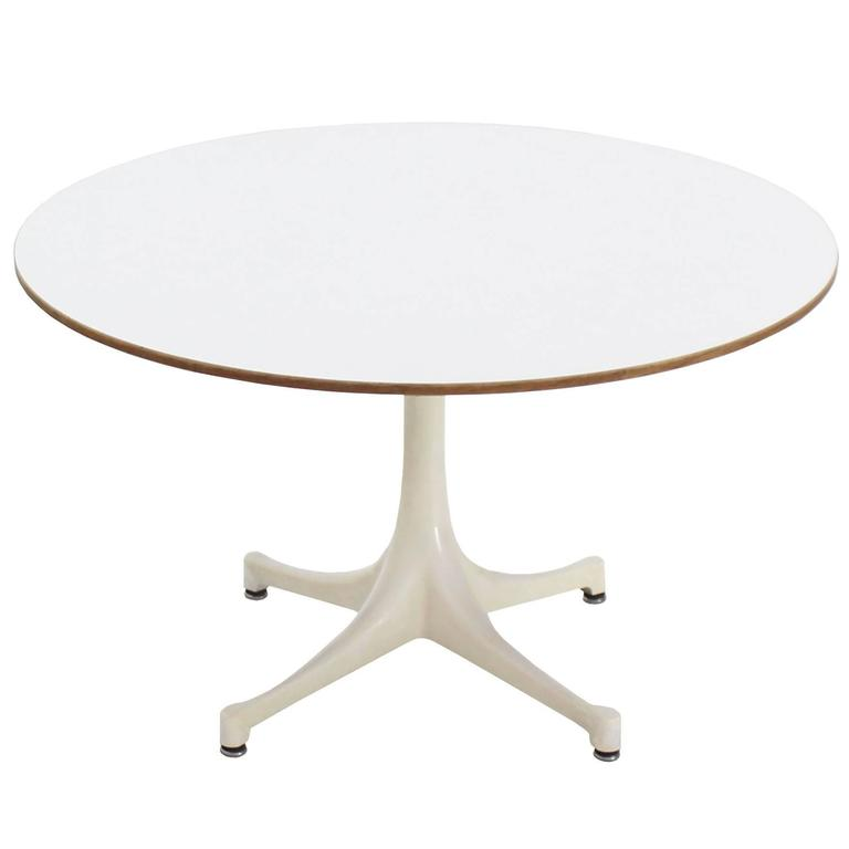 Herman Miller Eames Round Side Table For