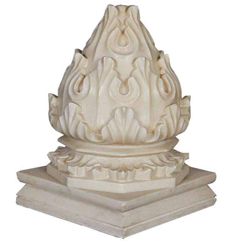 White Marble Carpet Weight from India For Sale