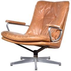 Andre Vandenbeuck Lounge Chair for Strassle International