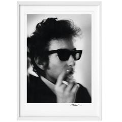 Daniel Kramer, Bob Dylan, Art Edition No. 1-100 'Bob Dylan with Dark Glasses, NY