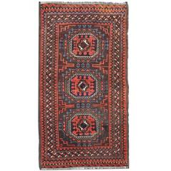 Antique Rugs, Persian Rugs, Carpet from Balochistan