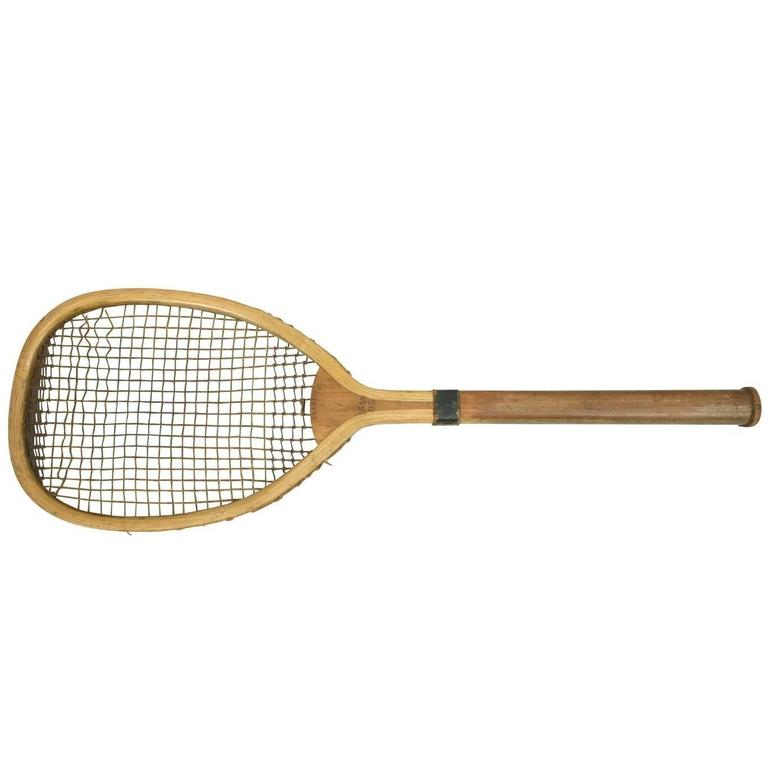 Lawn Tennis Racket, Champion For Sale