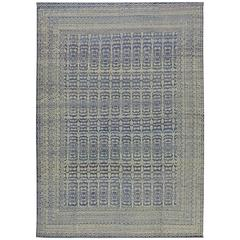 Traditional Samarkand Rug