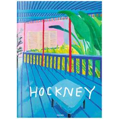 David Hockney, A Bigger Book