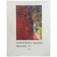 Gerhard Richter,Aquarelle or Watercolours, 1964-1997