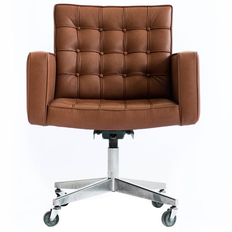 Vincent Cafiero Desk Chair For Knoll 1