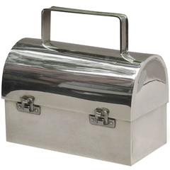 Sterling Silver Decorative Box by Cartier