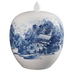 The Kaolin Mines #1 Porcelain Bowl by Zhenhan Hao