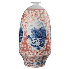 The Kiln Revolution #1 Porcelain Vases by Zhenhan Hao