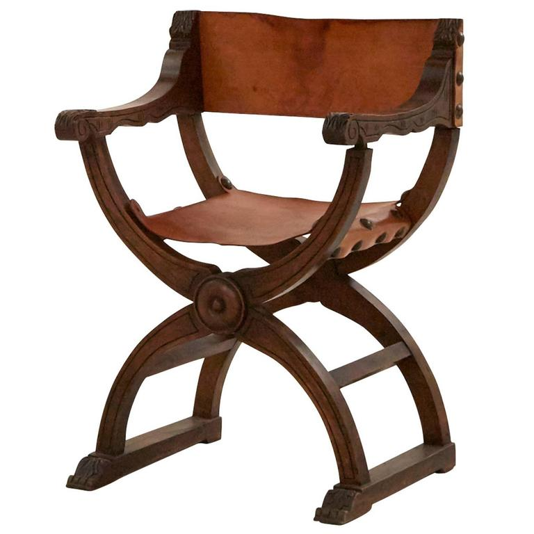 antique dante folding chair at 1stdibs rh 1stdibs com dante chairs for sale in blackpool dante chairs for sale uk