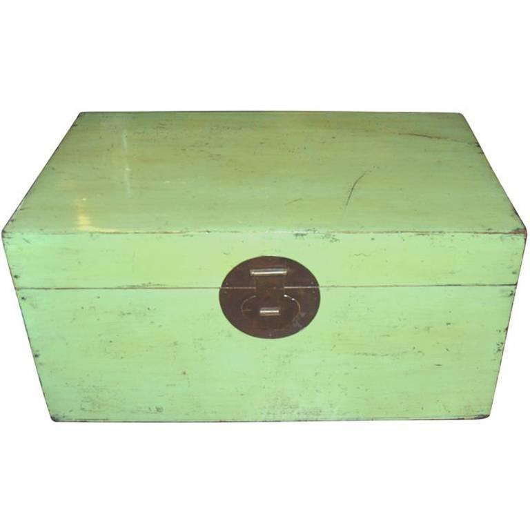 19th Century Chinese Storage Trunk