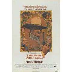 """Shootist"" Original US Movie Poster"