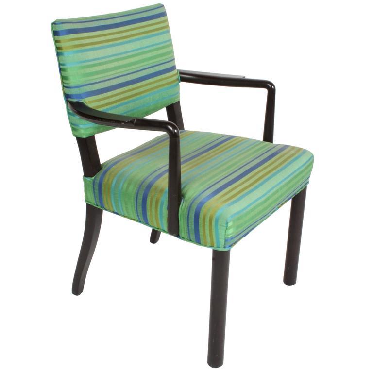 Edward Wormley for Dunbar Single Dining or Desk Chair For Sale