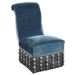 French Empire Fringe Chair